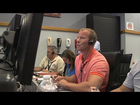 Career Profile: Flight Operations Engineer (Aeronautics) Brian Griffin