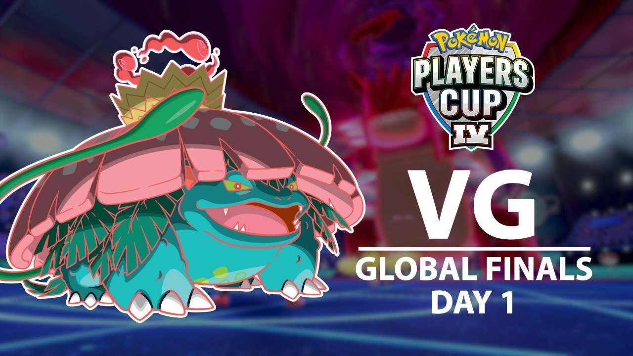 Pokémon Players Cup IV - VG Global Finals Day 1