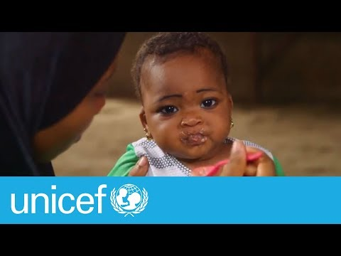 When to start feeding your child solid foods | UNICEF