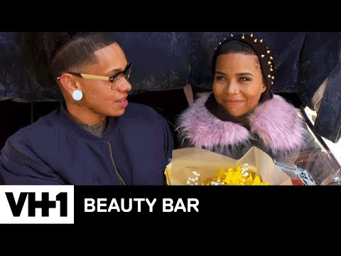 Shawna & Vee's Intense Second Date | VH1 Beauty Bar