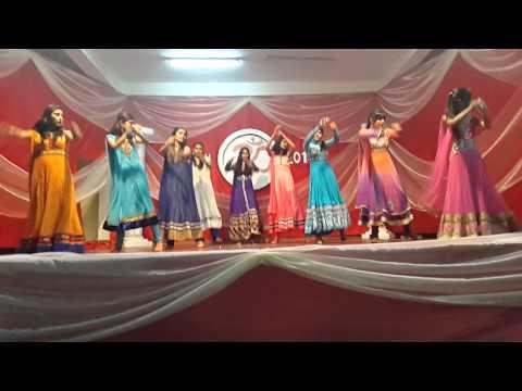 Kamli, Taal Se Taal, Malang - dance show 2014