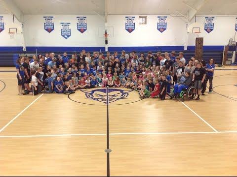 Blue Devil Pride--Wynot Public School