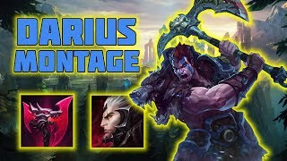 Darius Montage - Penta Here, There and Everywhere!