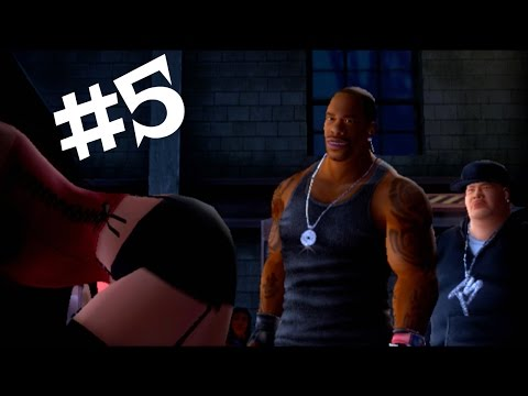 He Tried To Steal My Girl! Tag Team Tournament! - Def Jam: Fight for NY Gameplay Walkthrough Part 5
