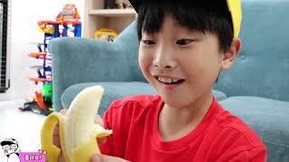예준이의 외계인 식물 키우기 과일놀이 Alien Pla…