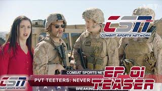 Combat Center - Combat Sports Network | VET Tv [teaser]