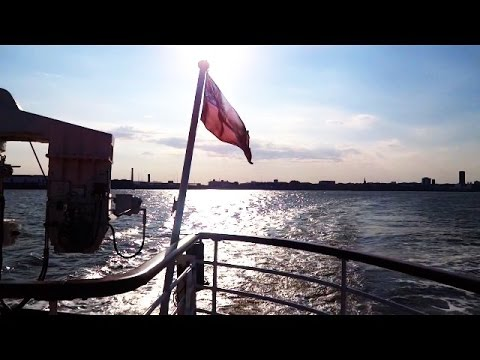 Liverpool Ferry Boat Ride