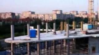Рекламный ролик строительной компании