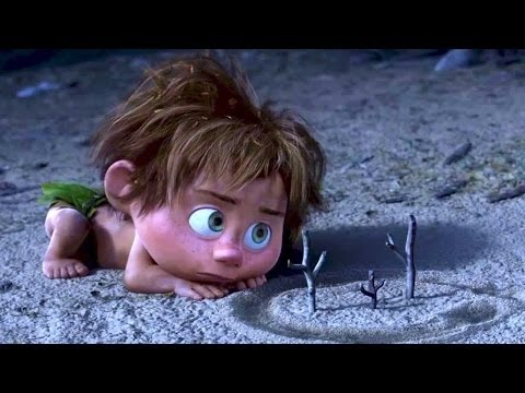 The Good Dinosaur - Scenes that make you laugh, cry and roar