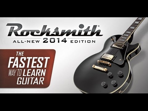 what do i need to play rocksmith 2014