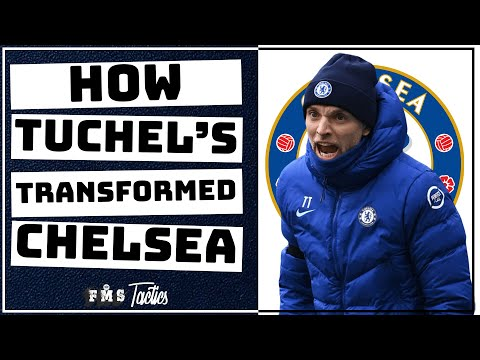 Thomas Tuchel's Chelsea Tactics Explained | How Tuchel's Changed Chelsea |