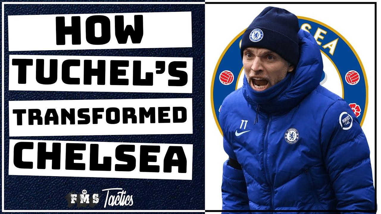 Chelsea benefit from Thomas Tuchel's tactical tweak to display ...