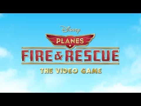 DISNEY PLANES: FIRE & RESCUE - Wii U/Wii/3DS - Launch Trailer
