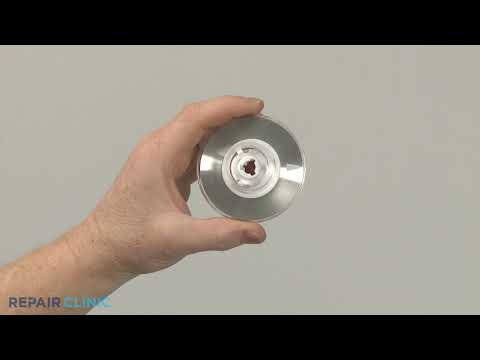 Washer Timer Dial Replacement - Electric Washer/Dryer Combo (Model #WET4027EW0)