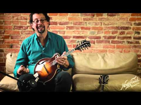 Northfield Artist Series - Mike Marshall Plays Two Bar Red Spruce