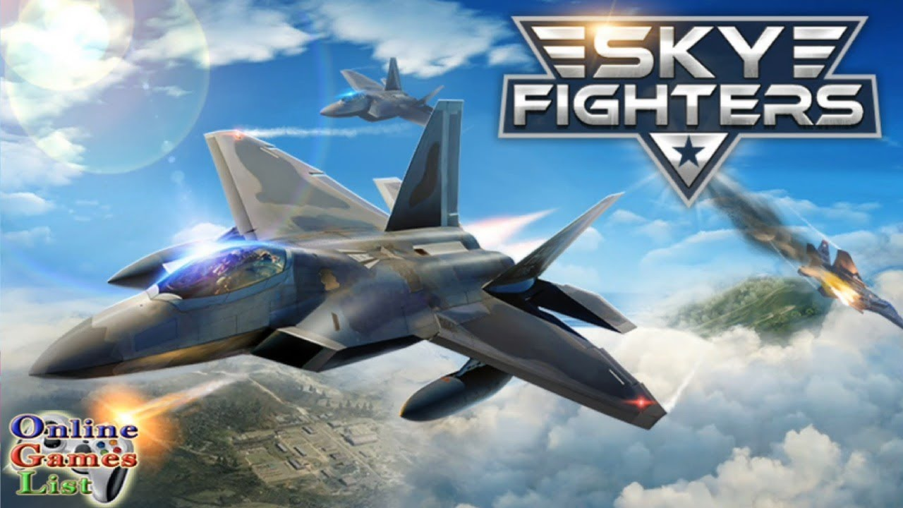 sky fighter game