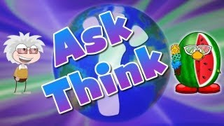 Ask Think #4: Club Penguin, Becoming Famous, Santa, Pie