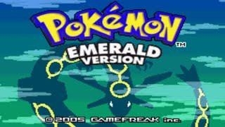 Pokemon Emerald Start to Finish