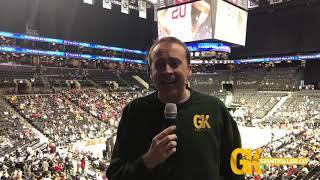 St Bonaventure vs George Mason: 2019 Atlantic 10 Tournament Post-Game