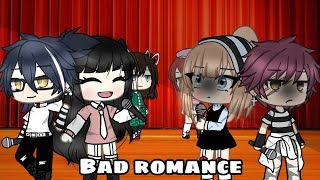 Bad Romance    Singing battle    Gacha Life \\\\ GLMV