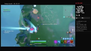 LIVE FORTNITE PS4 game abo