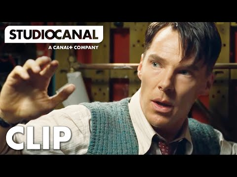 THE IMITATION GAME - Clip #5 - Alan Turing