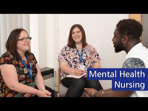 Study Mental Health Nursing At Canterbury Christ Church University