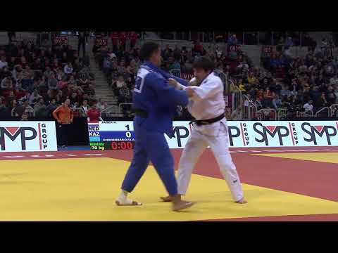 TOP 10 IPPONS | Grand Slam Düsseldorf 2018 柔道