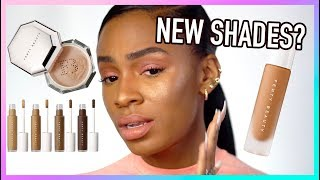 Full Face Using Fenty Beauty 2.0! NEW Pro Filt