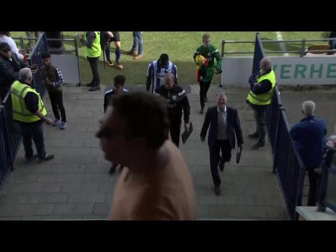 Voetballer Dirk Kuijt maakt rentree bij Quick Boys - OMROEP WEST