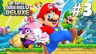 New Super Mario Bros. U Deluxe   Los mandarinos asesinos #3