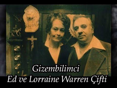 Gizembilimci Ed ve Lorraine Warren Çifti
