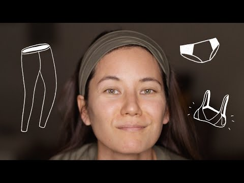 Про домашнюю одежду, бралетты и менструальные трусы.