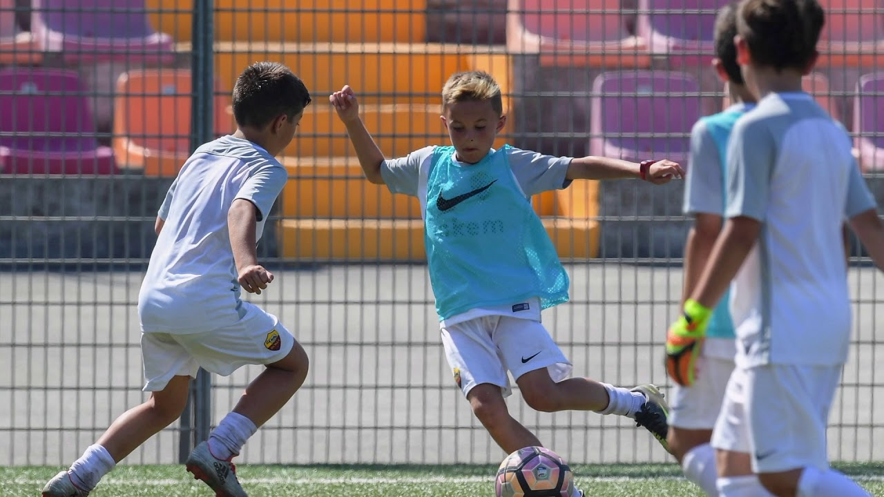 cd38da55e6e4c The 10-year-old US soccer sensation and social media star snapped up by  Roma   Lawrence Ostlere   Football   The Guardian