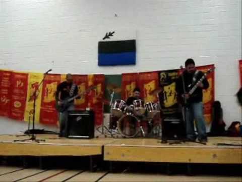 Nunatsiavut Drummers w the Sundogs at ITK AGM