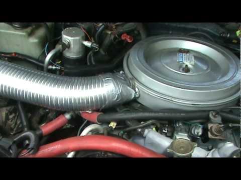 1993 2wd Suburban 6 2l Diesel Swap Part 1 Youtube