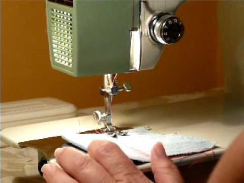 VINTAGE HEAVY DUTY DRESSMAKER SEWING MACHINE YouTube New How To Thread The Bobbin On A Dressmaker Sewing Machine