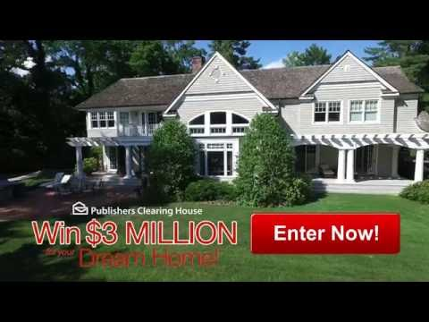 Win $3 Million Towards A Dream Home!