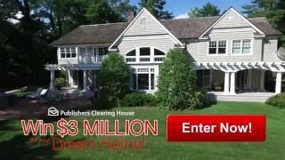 Win $3 Million Towards A Dream Home!
