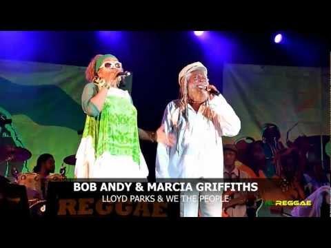 """BOB & MARCIA """"Young, Gifted & Black"""" Garance Reggae Festival, France 2012"""