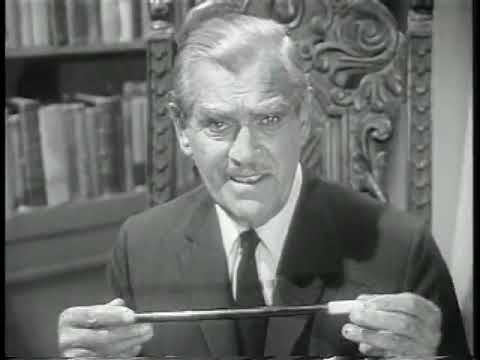 Boris Karloff's Thriller - The Return of Andrew Bentley - Crime, Horror John Newland