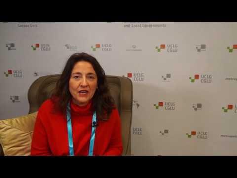 Mercè Conesa copresideix un nou Consell Polític de la CGLU