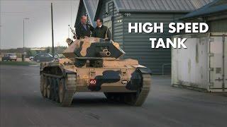 The Road to War… the Cruiser Mk III Tank