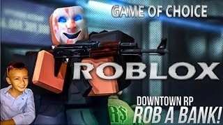 Entretenimento diário LiveStream de Noelmonster ' s fam Roblox com Steven!
