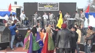 Gurdas Maan Challa at Nizamdinpur on 12th January 2013