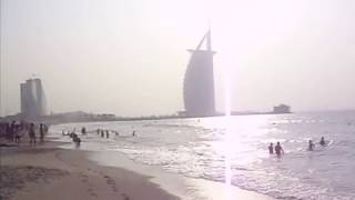 Burj Al Arab and Persian Gulf