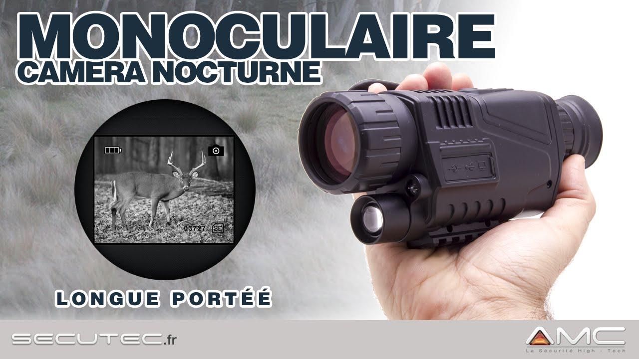 ef6f213ed6b64 LUNETTE DE VISION NOCTURNE LONGUE PORTEE  SECUTEC.FR  - YouTube