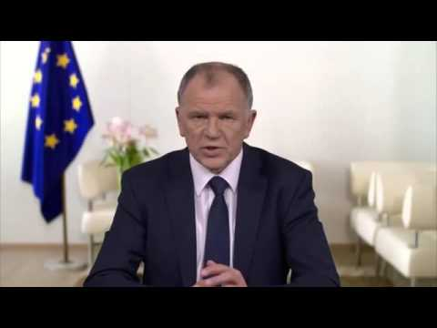 Health Commissioner Vytenis P. Andriukaitis- EMO conference in Luxembourg 18 December 2015