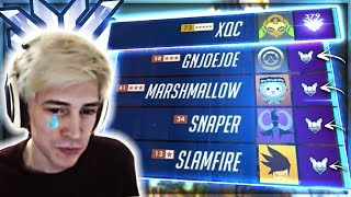 TOP 500 PLAYER GETS PLACED WITH PLATINUM- OVERWATCH WTF FUNNY MOMENTS MONTAGE! thumbnail