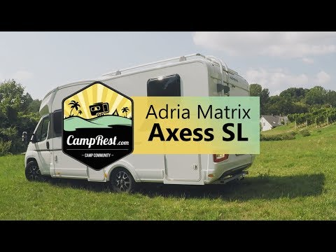 Kamper Adria Matrix Axess SL - CampRest.com